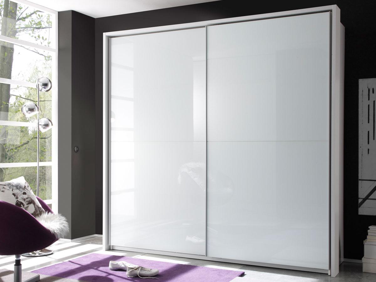 vanta 4 schwebet renschrank wei hochglanz. Black Bedroom Furniture Sets. Home Design Ideas