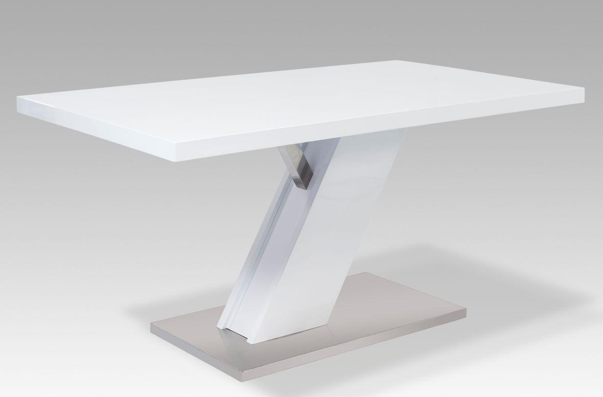 esstisch 120x80 ausziehbar weiß