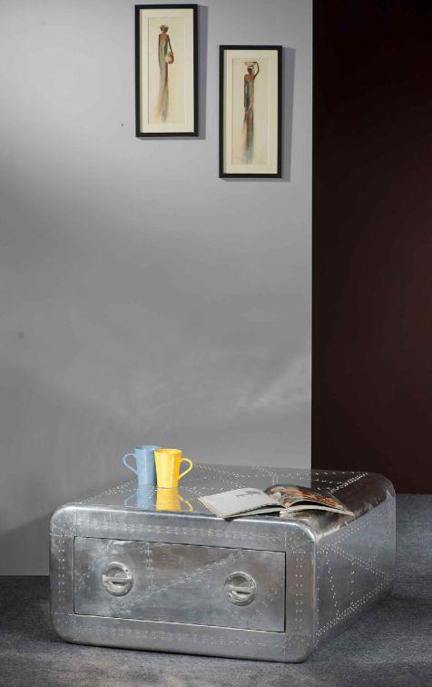 Couchtisch Holz Wenge Furnier Shadow ~ Couchtische Holz bei Salesfever de online kaufen