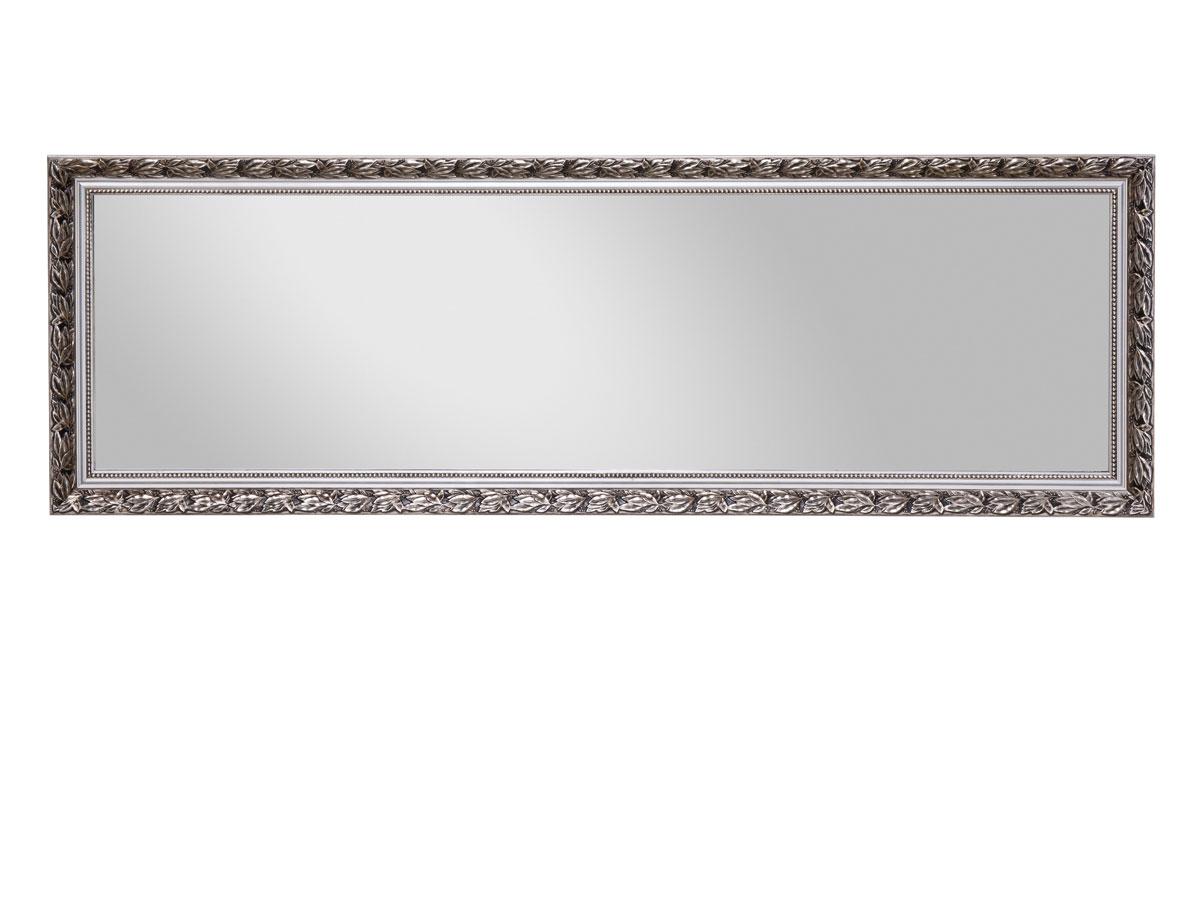 pius spiegel spiegel mit holzrahmen 50 x 150 cm silber. Black Bedroom Furniture Sets. Home Design Ideas