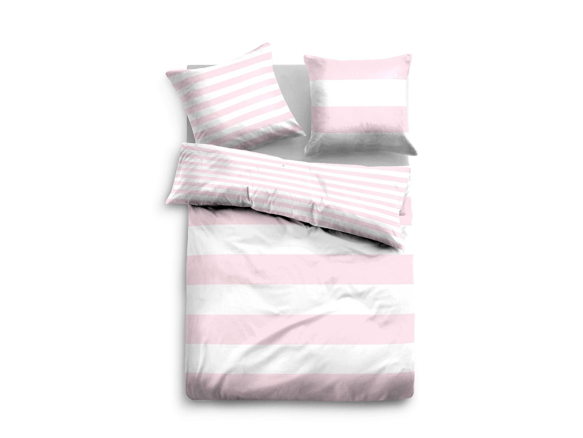 tom tailor bettw sche linon bed linen 135x200 80x80 cm. Black Bedroom Furniture Sets. Home Design Ideas