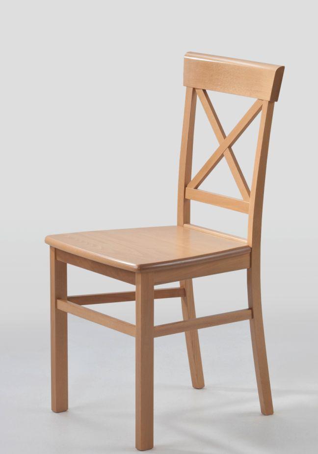 Romeo stuhl esstischstuhl buche natur lackiert for Stuhl buche