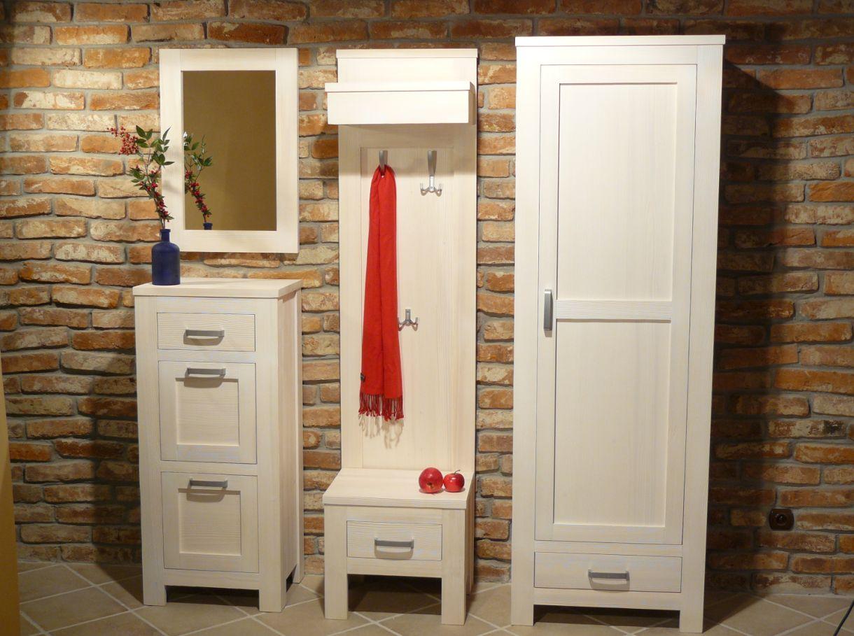 garderobe fichte g nstig kaufen. Black Bedroom Furniture Sets. Home Design Ideas