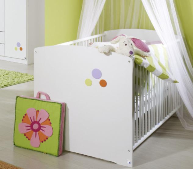 Vorschaubild von BINDI Babybett / Kinderbett