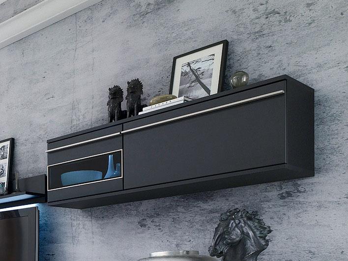 h ngeschrank wohnzimmer. Black Bedroom Furniture Sets. Home Design Ideas