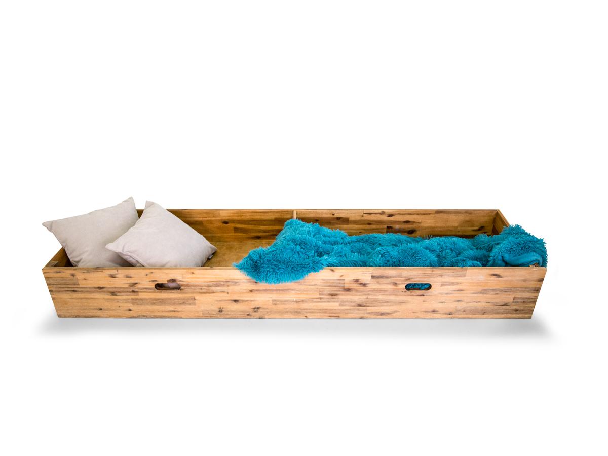 Möbel-Eins BONNIE Schubkasten Akazie brushed