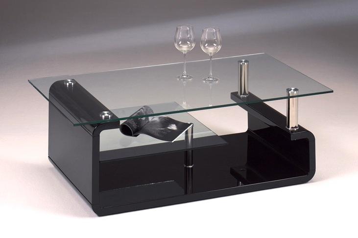 couchtisch schwarz wei hochglanz g nstig kaufen. Black Bedroom Furniture Sets. Home Design Ideas
