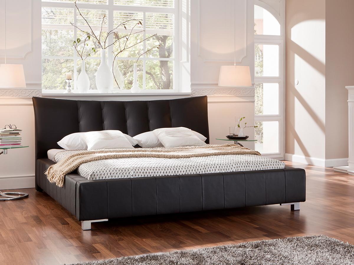polsterbetten echtleder preisvergleiche erfahrungsberichte und kauf bei nextag. Black Bedroom Furniture Sets. Home Design Ideas