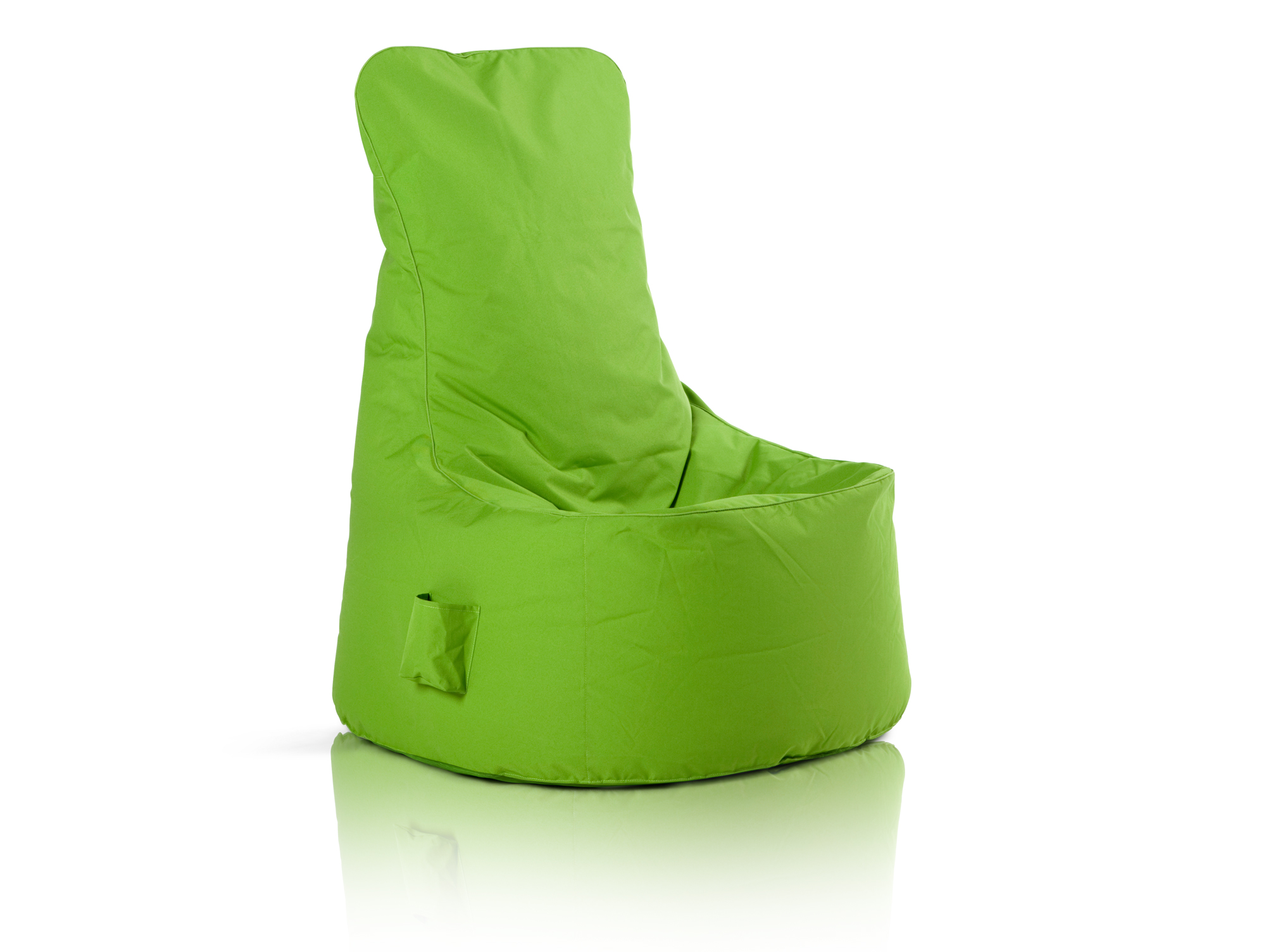 Soft seating by sitting bull chill seat sitzsack gr n 200l - Sitzsack jugendzimmer ...