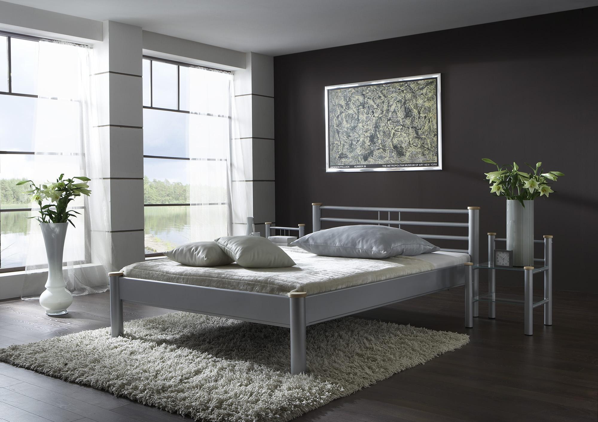 Schlafzimmer betten metall und eisenbetten   b2b trade