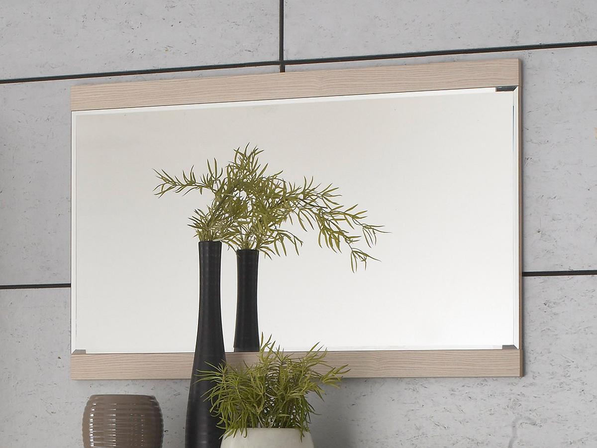 creda spiegel eiche sonoma wei dekor. Black Bedroom Furniture Sets. Home Design Ideas