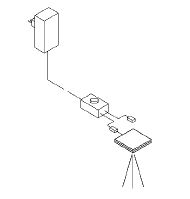 1er-Set LED Unterbaustrahler weiss-kalt
