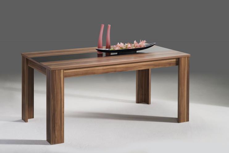 esszimmertische aus glas g nstig kaufen. Black Bedroom Furniture Sets. Home Design Ideas