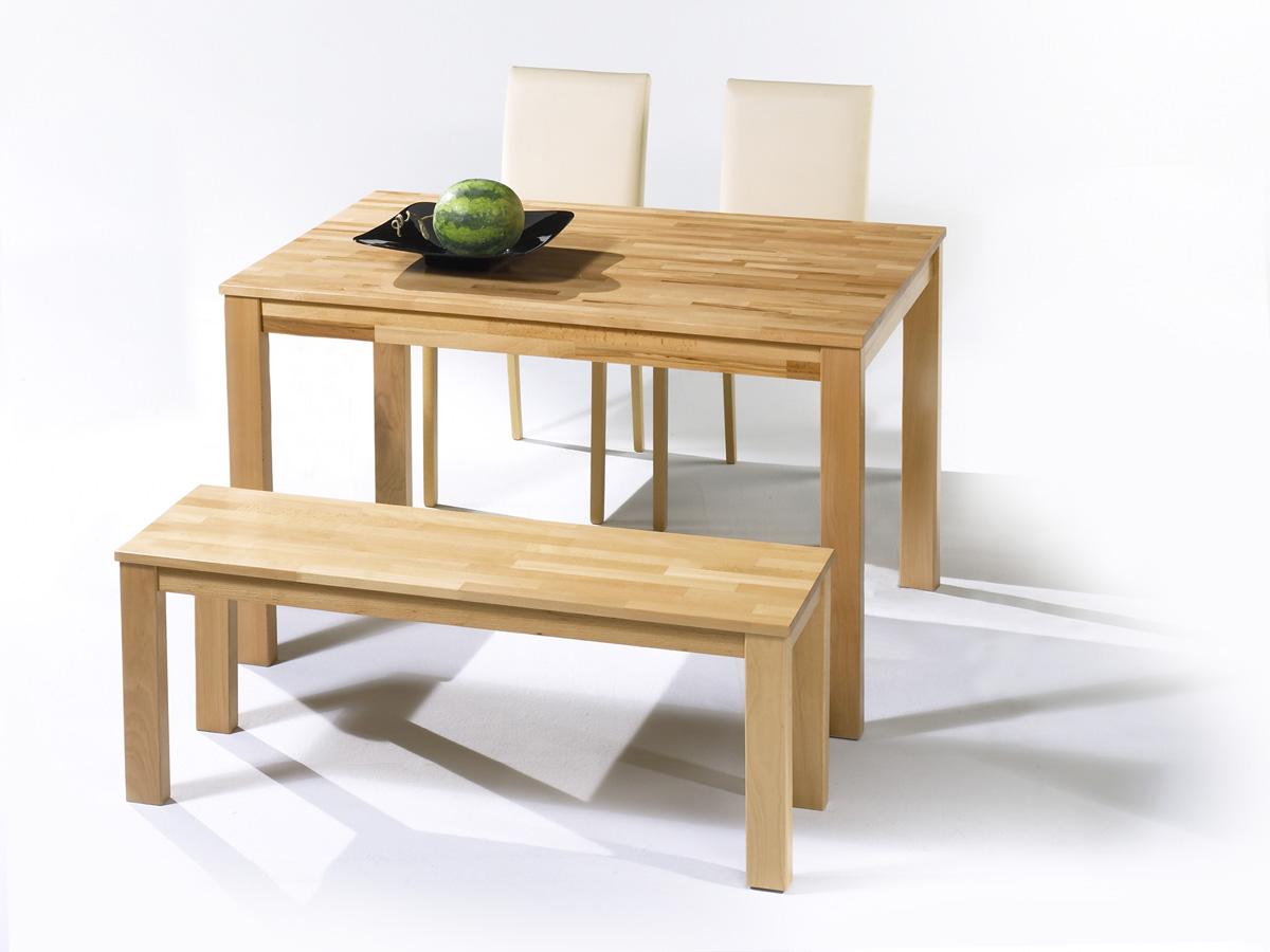 essgruppe tisch emanuela st hle fadi beige buche 2. Black Bedroom Furniture Sets. Home Design Ideas
