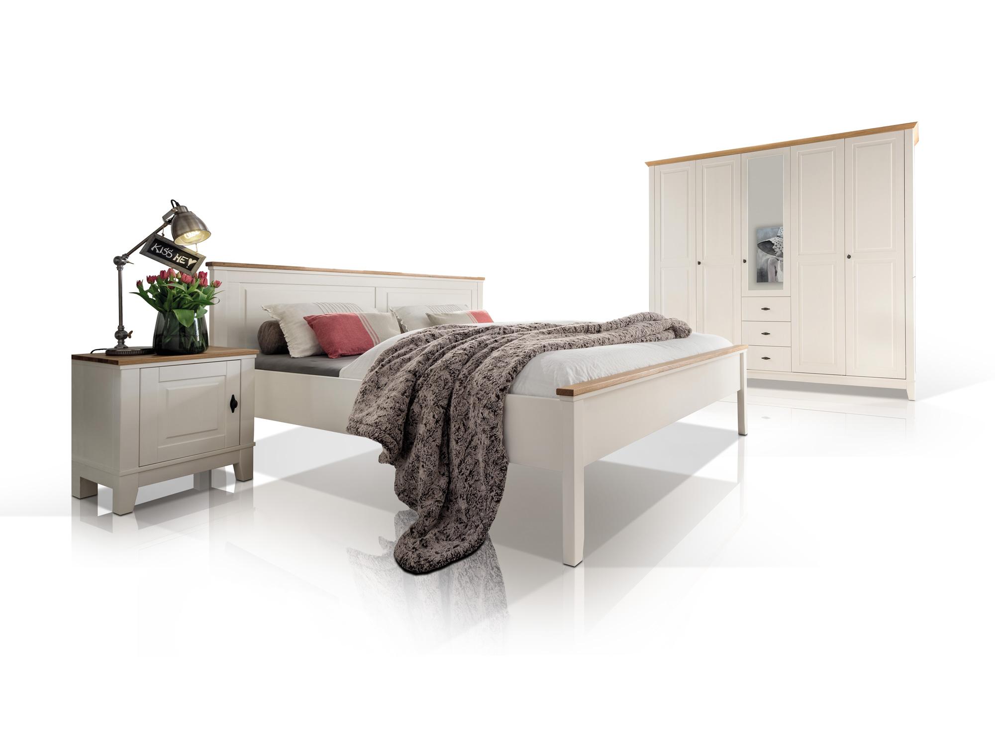 Schlafzimmer creme eiche inspiration f r die gestaltung der besten r ume - Schlafzimmer la vida ...
