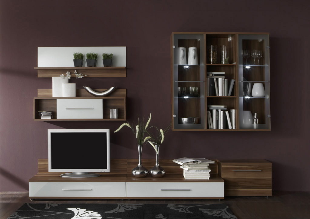 wohnwand guenstig kaufen wohnwnde gnstig online kaufen. Black Bedroom Furniture Sets. Home Design Ideas