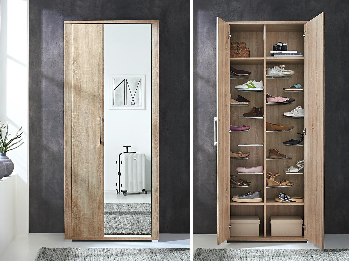 metall schuhschrank preisvergleiche erfahrungsberichte. Black Bedroom Furniture Sets. Home Design Ideas