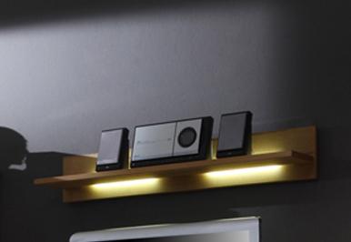 Beautiful Küchenregal Mit Beleuchtung Photos - Home Design Ideas ...