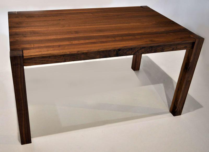 nussbaum massivholz esstisch g nstig kaufen. Black Bedroom Furniture Sets. Home Design Ideas