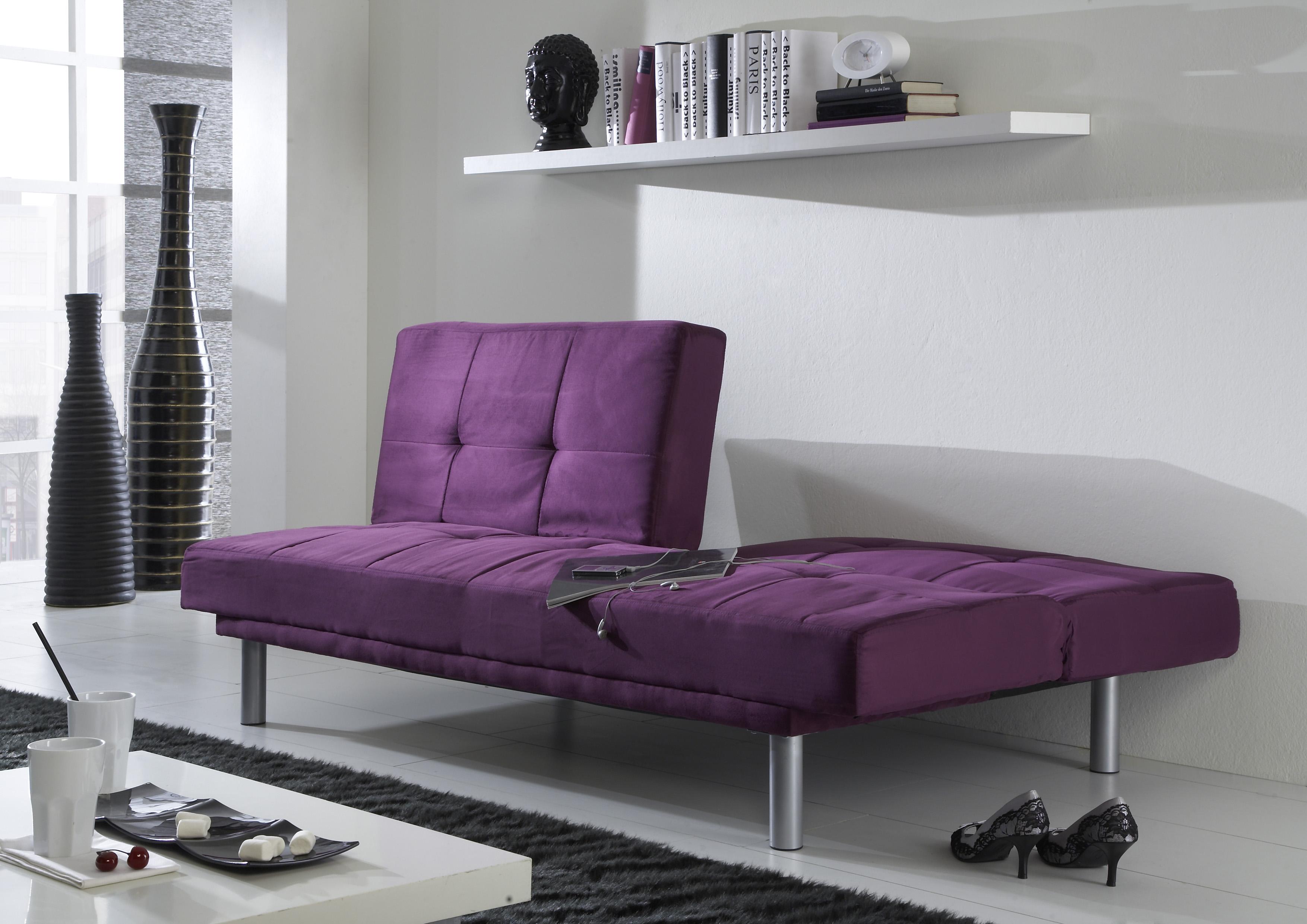 lila schwarz wohnzimmer