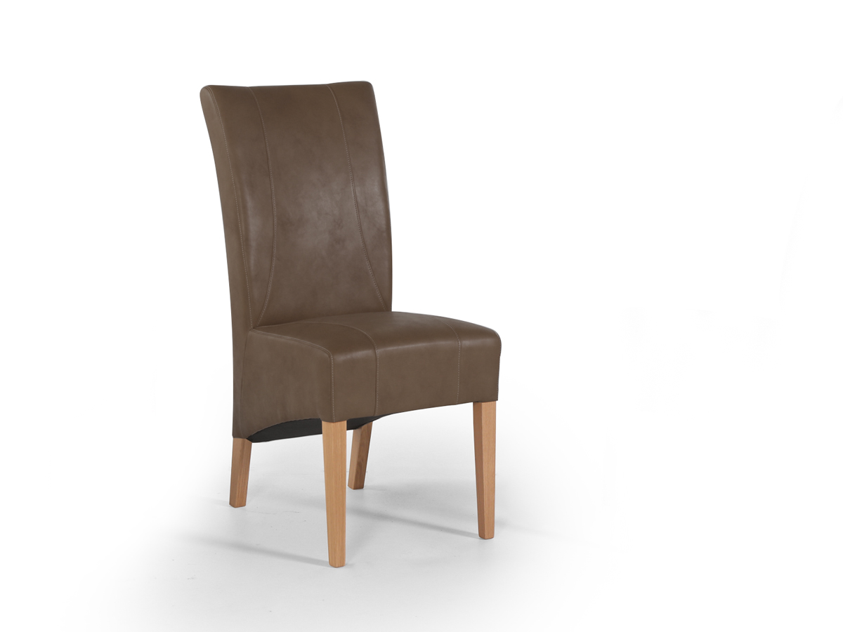 juli polsterstuhl esstischstuhl cashmere elefant grau eiche natur. Black Bedroom Furniture Sets. Home Design Ideas