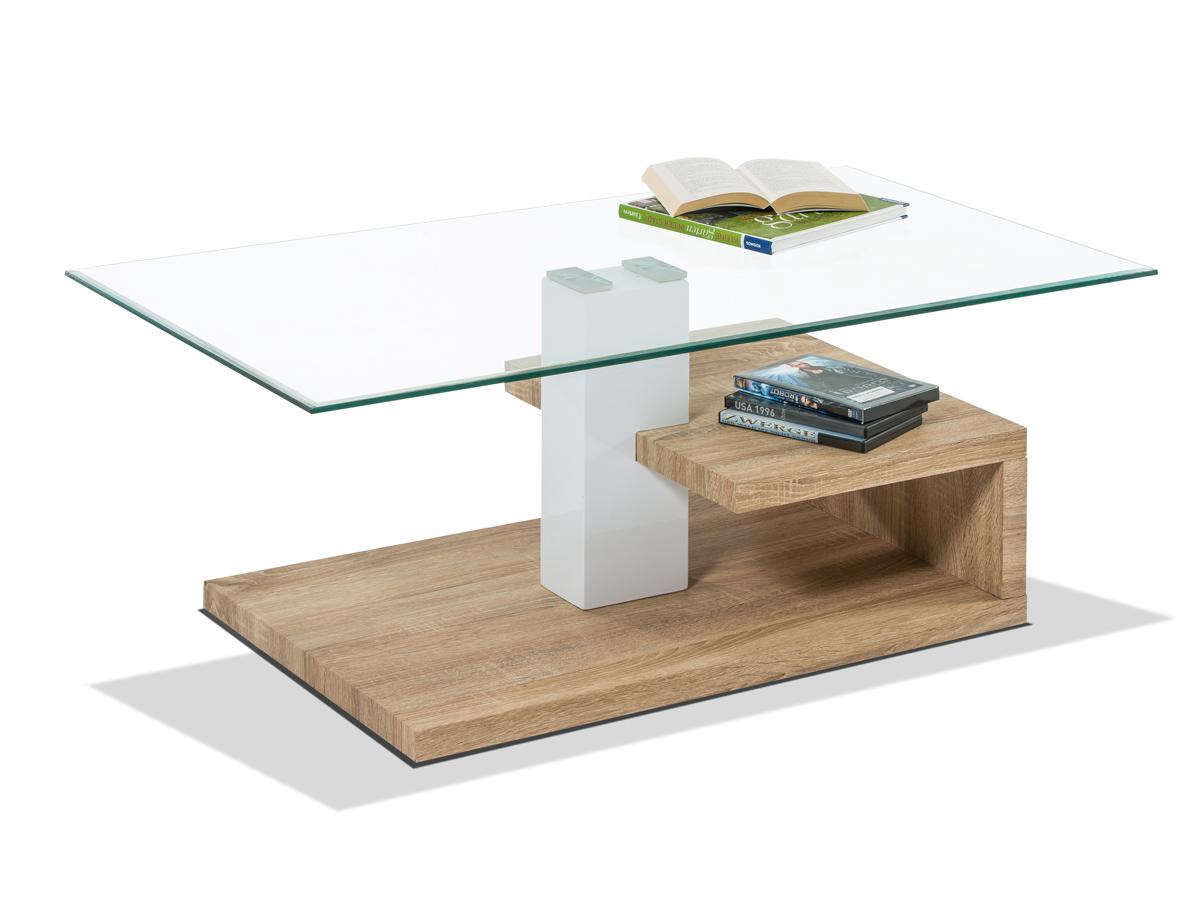 Couchtisch eiche weiß glas  Funvit.com | Dschungelzimmer Gestalten