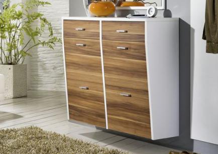 diele und flur schuhschraenke b2b trade. Black Bedroom Furniture Sets. Home Design Ideas