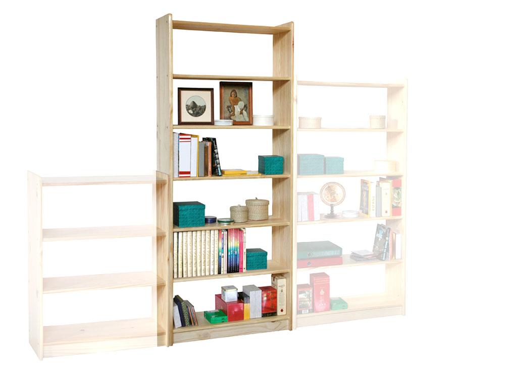 kelly regal b cherregal kiefer massiv 200 cm. Black Bedroom Furniture Sets. Home Design Ideas
