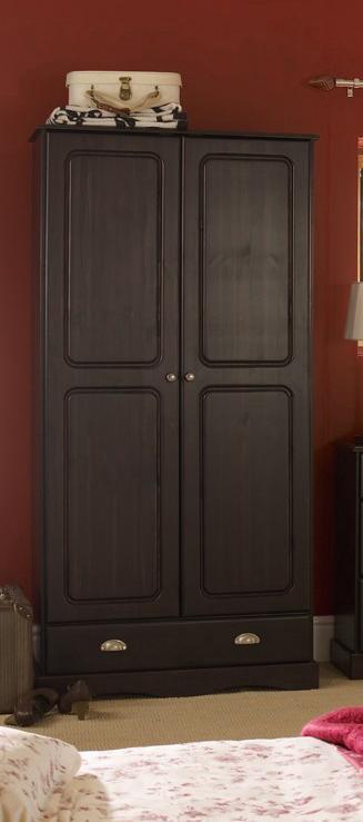 kleiderschrank kiefer g nstig kaufen. Black Bedroom Furniture Sets. Home Design Ideas