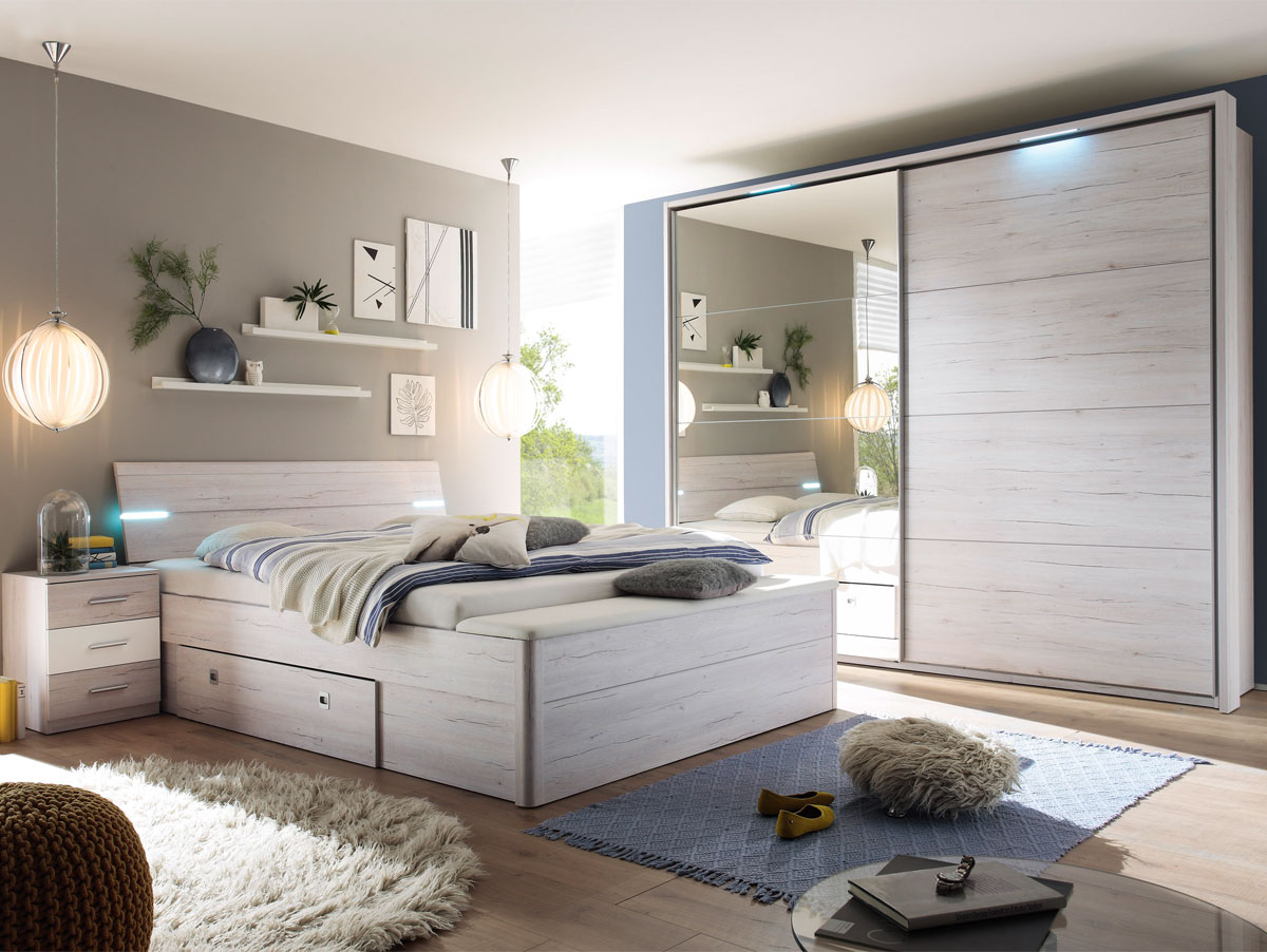 farben schlafzimmer. Black Bedroom Furniture Sets. Home Design Ideas