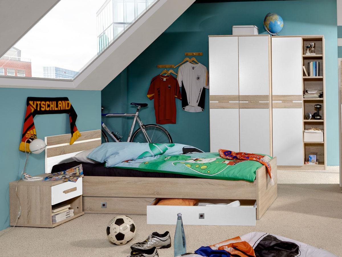 komplett jugendzimmer die neuesten innenarchitekturideen. Black Bedroom Furniture Sets. Home Design Ideas