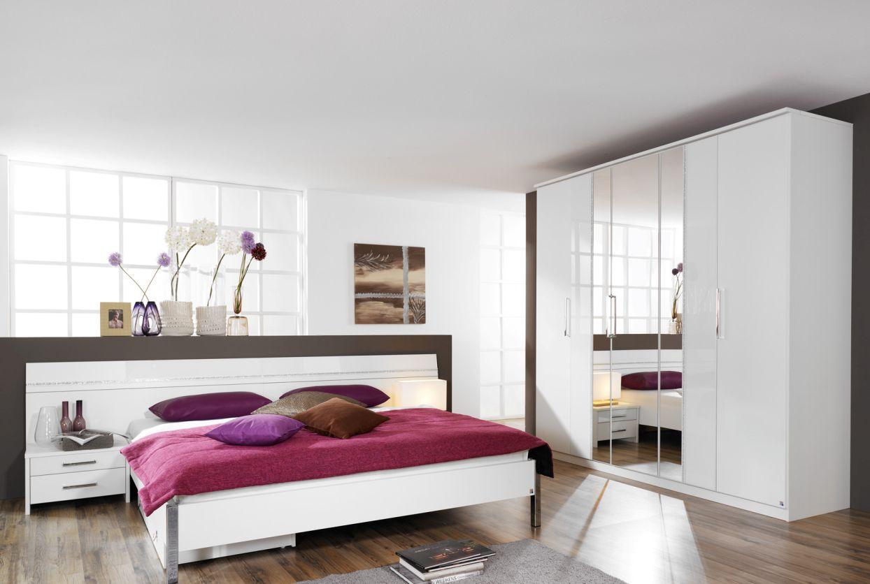 komplett schlafzimmer weiß günstig kaufen