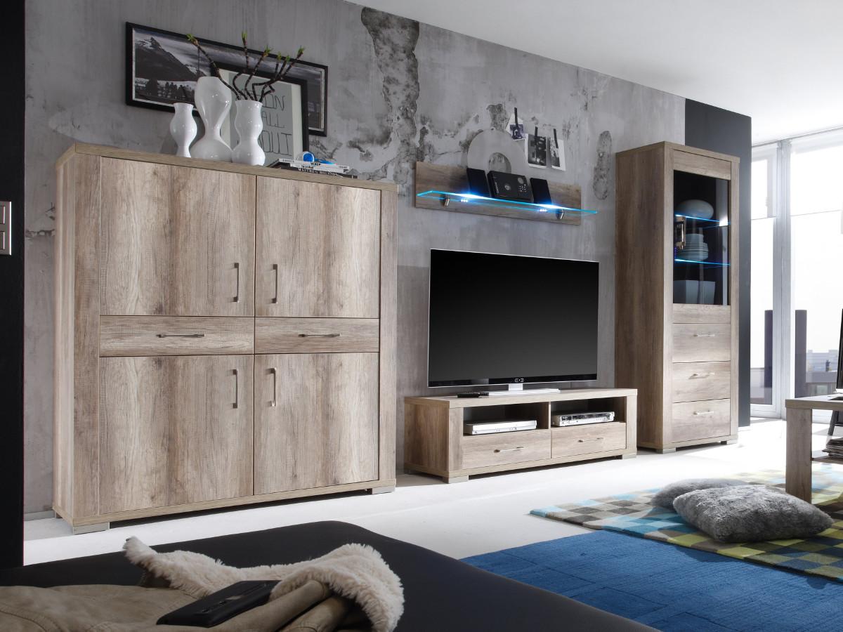 wohnw nde aus eiche sch ne m bel online kaufen seite 11. Black Bedroom Furniture Sets. Home Design Ideas