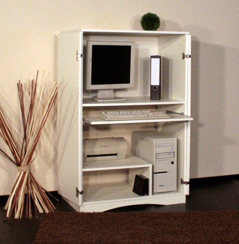 Arbeitsplatz Drucker Wohnzimmer Verstecken ~ Kreative Ideen für ...