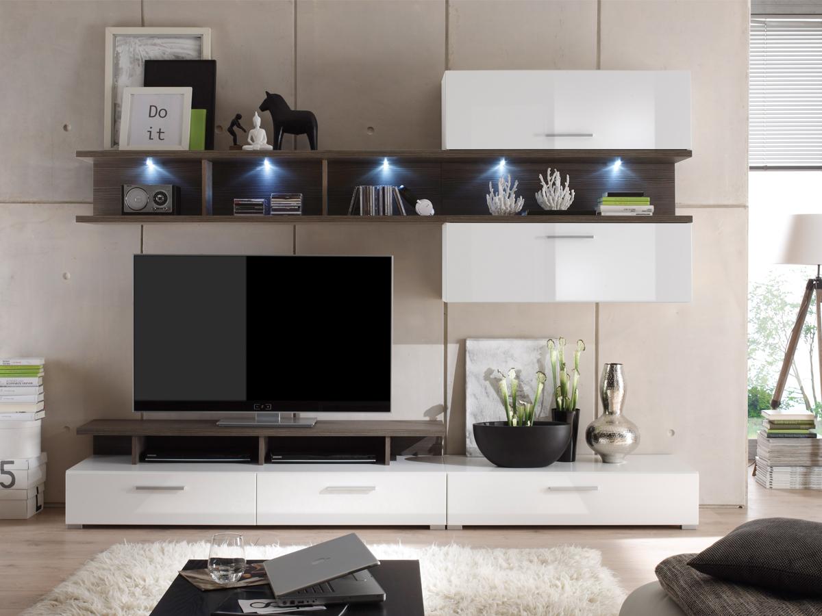 roller wohnwand river interessante ideen f r die gestaltung eines raumes in ihrem. Black Bedroom Furniture Sets. Home Design Ideas
