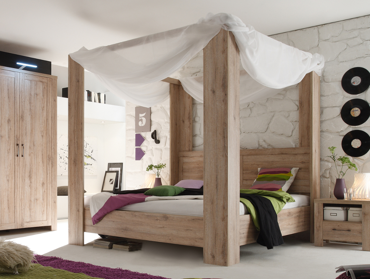 himmelbett bauen beautiful himmelbett bauen with himmelbett bauen top aus einem alten. Black Bedroom Furniture Sets. Home Design Ideas