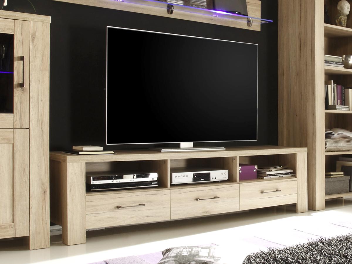 tv lowboard eiche sonstige preisvergleiche. Black Bedroom Furniture Sets. Home Design Ideas