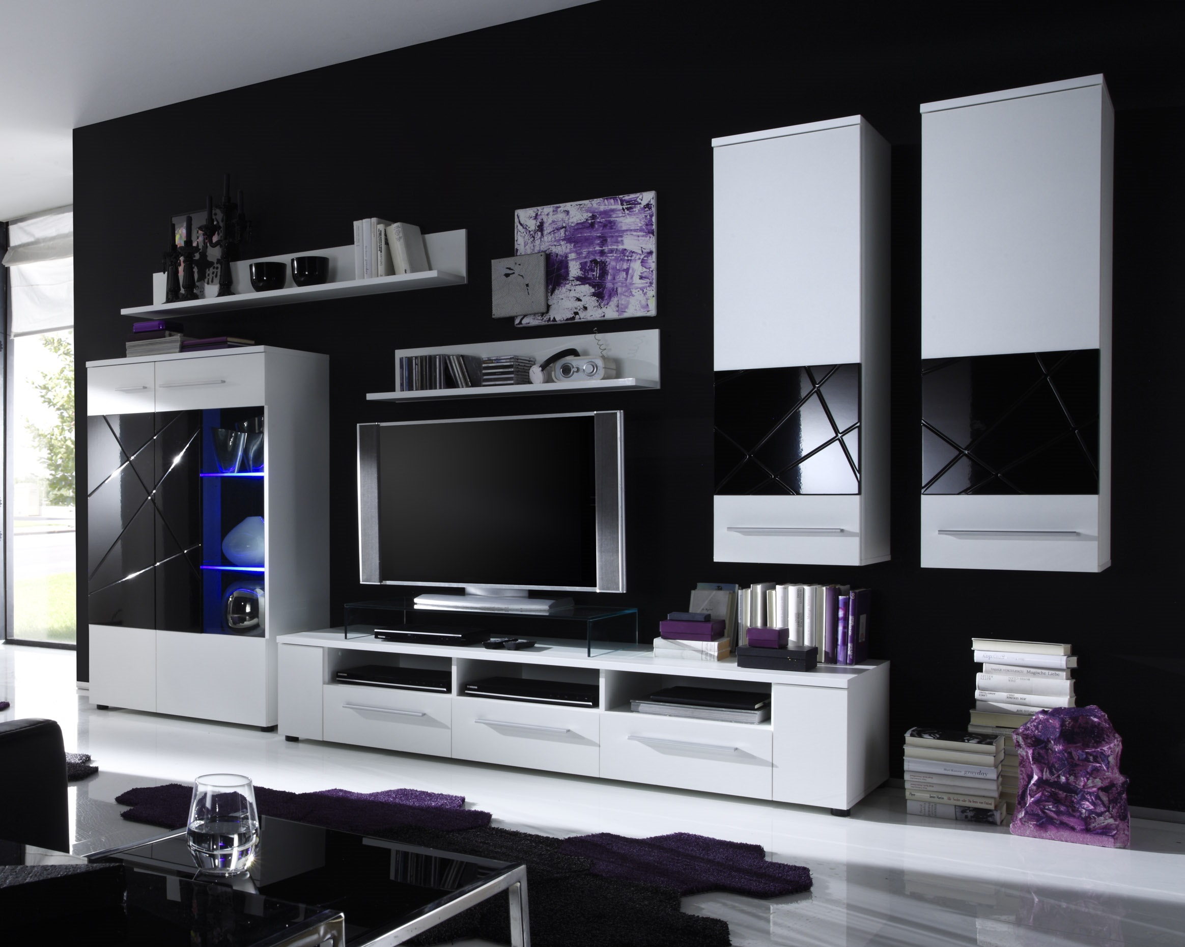 wohnw nde seite 36. Black Bedroom Furniture Sets. Home Design Ideas