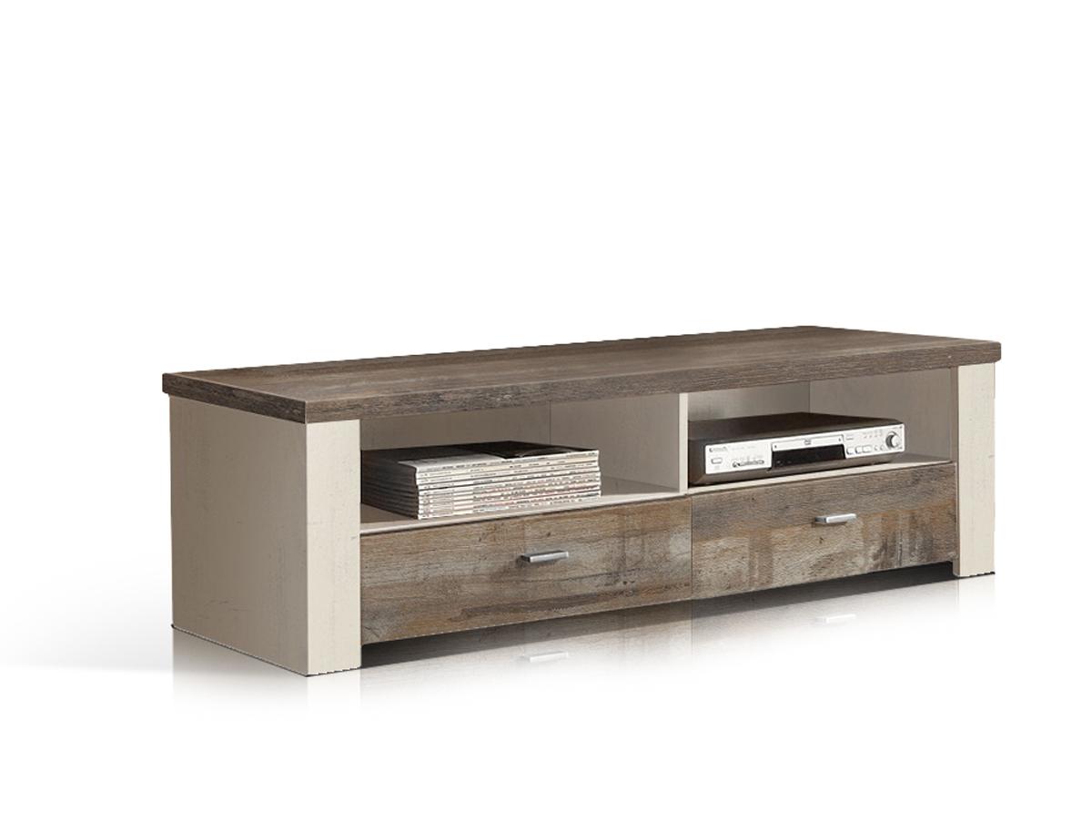 magna lowboard eiche wei eiche vintage. Black Bedroom Furniture Sets. Home Design Ideas