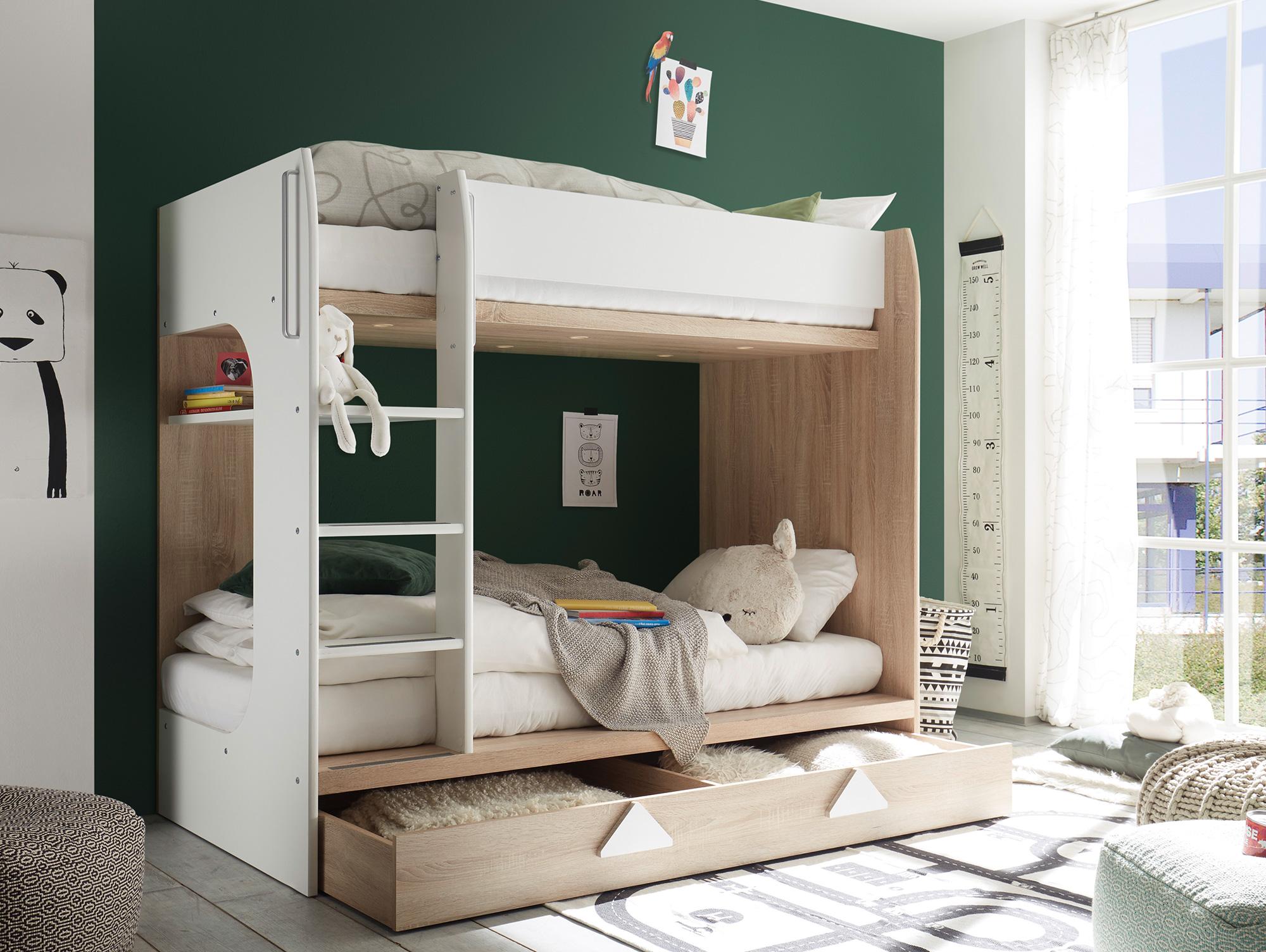 Etagenbett Gute Qualität : Etagenbett stockbett gemini cm mit ohne matratzen