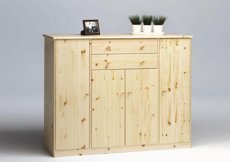 kommode kiefer g nstig kaufen. Black Bedroom Furniture Sets. Home Design Ideas