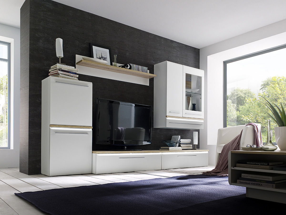 wohnw nde aus eiche sch ne m bel online kaufen seite 11. Black Bedroom Furniture Sets. Home Design Ideas