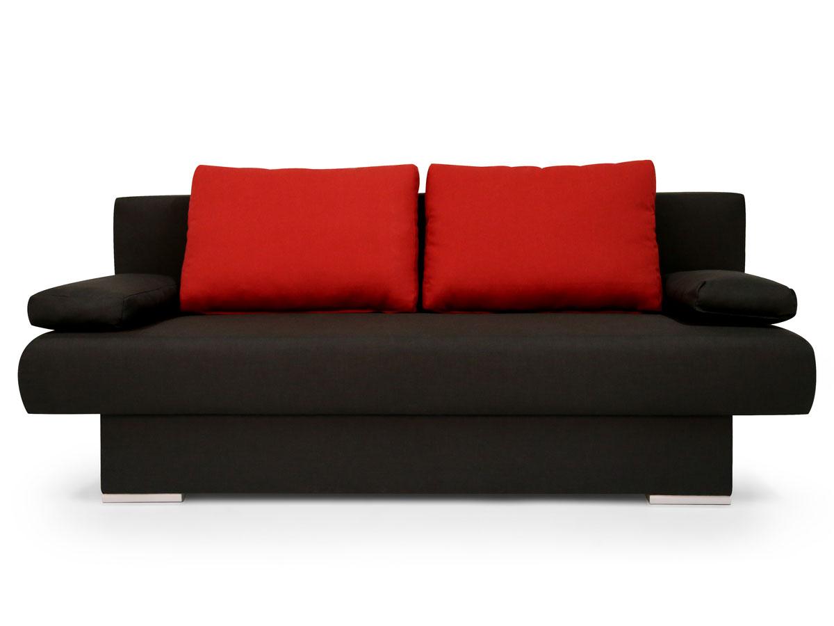 schlafsofa schwarz preisvergleiche erfahrungsberichte. Black Bedroom Furniture Sets. Home Design Ideas