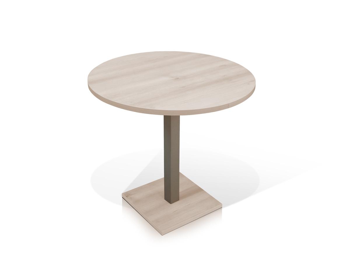miami bistrotisch rund 80 cm eiche s gerau. Black Bedroom Furniture Sets. Home Design Ideas