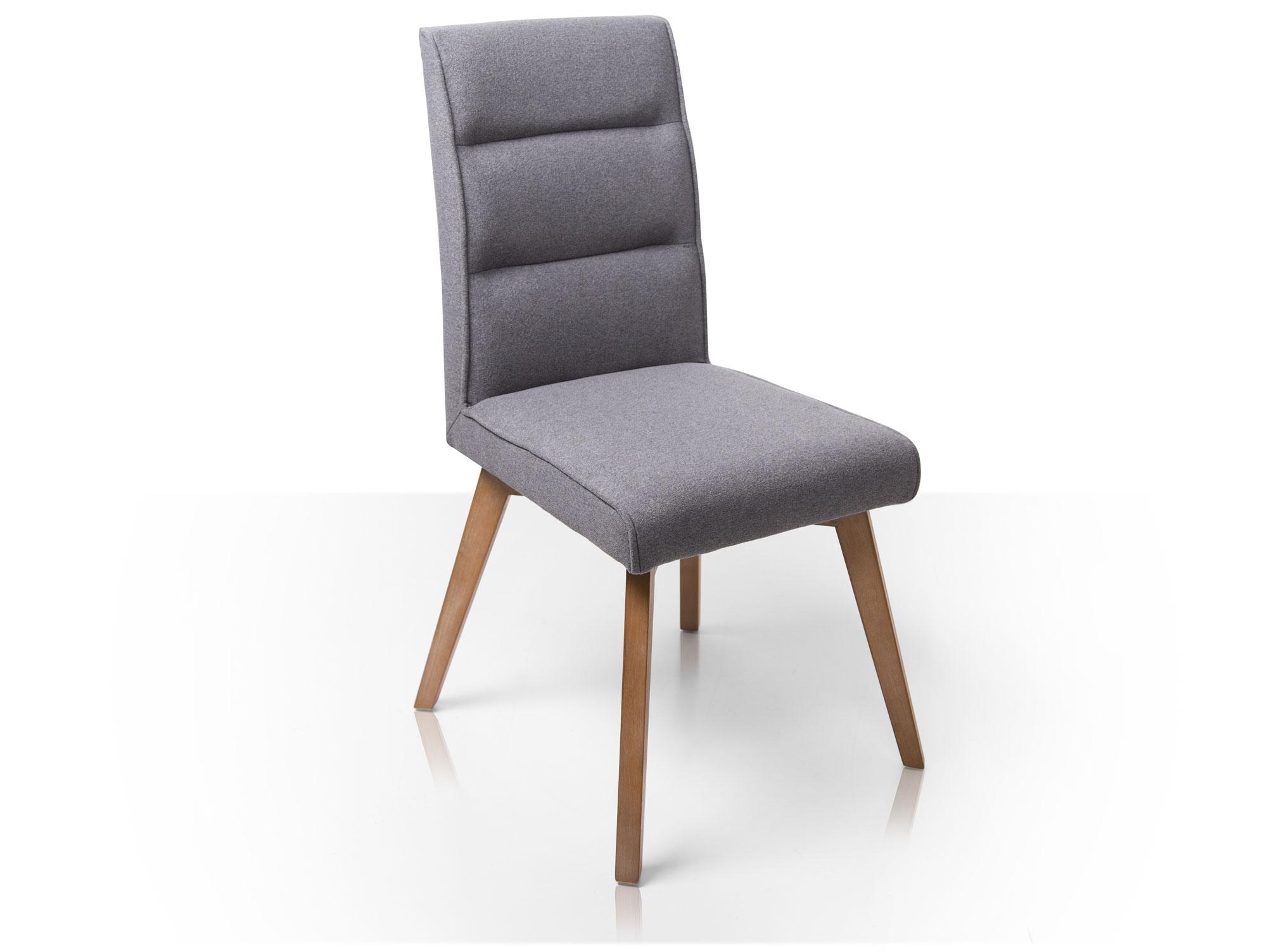 molly polsterstuhl eiche stoffbezug anthrazit. Black Bedroom Furniture Sets. Home Design Ideas