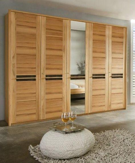 monte kleiderschrank kernbuche ge lt gewachst. Black Bedroom Furniture Sets. Home Design Ideas