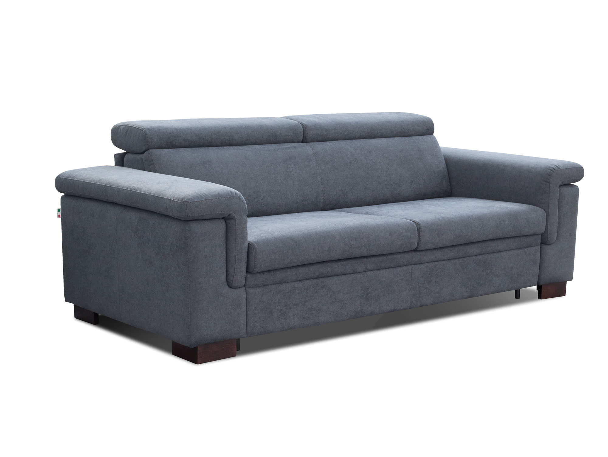Jimo Schlafsofa Mit Integrierter Matratze Material Stoff Velours