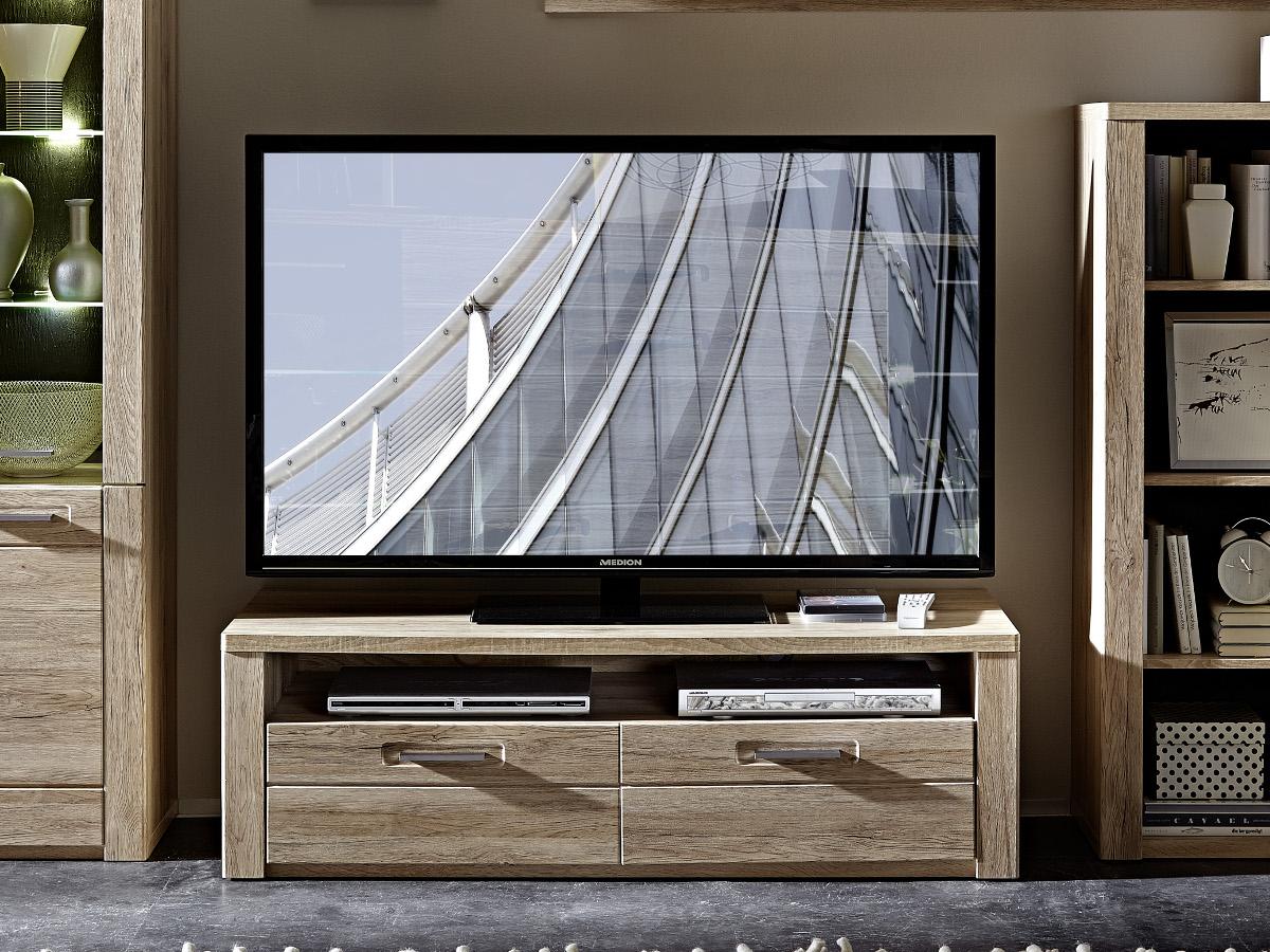 tv und hifi m bel aus eiche. Black Bedroom Furniture Sets. Home Design Ideas