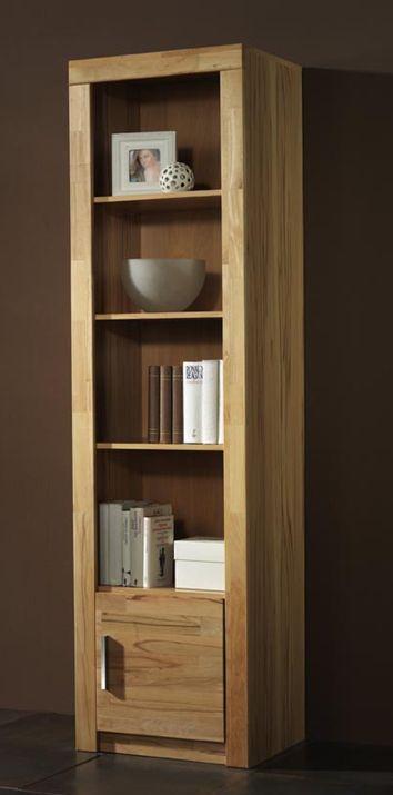 simona regal hoch 190cm kernbuche. Black Bedroom Furniture Sets. Home Design Ideas
