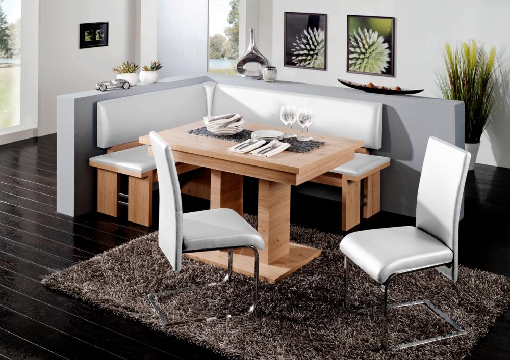 s ulentisch weiss g nstig kaufen. Black Bedroom Furniture Sets. Home Design Ideas